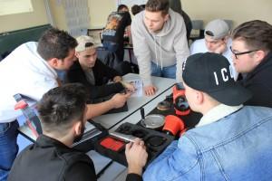 Tag der Metalltechnik 2019 an der BBS Lahnstein